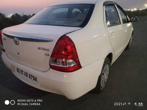 Toyota Etios G 2016 MT for sale in New Delhi