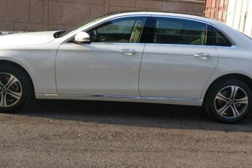 2019 Mercedes Benz E Class AT for sale in New Delhi