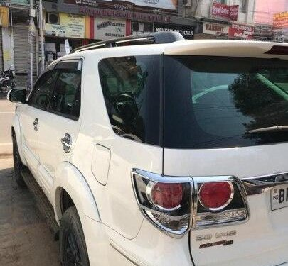 Used 2015 Toyota Fortuner 4x4 AT for sale in Patna