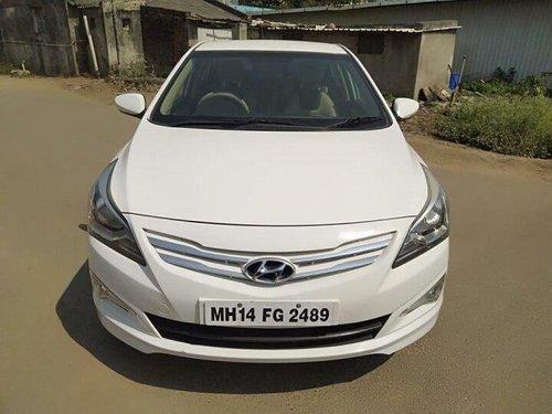 Hyundai Verna 1.4 VTVT 2016 MT for sale in Pune