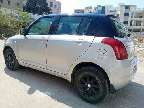 2009 Maruti Suzuki Swift ZXI MT for sale in Hyderabad