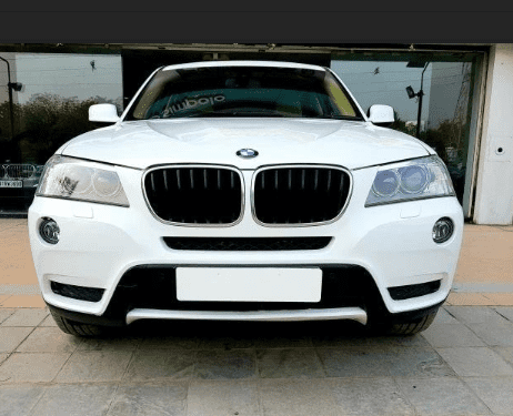 Used 2013 BMW X3 xDrive20d AT for sale in Ahmedabad