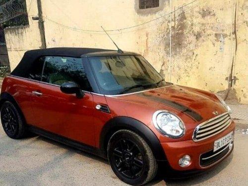 Used Mini Cooper S 2012 AT for sale in New Delhi