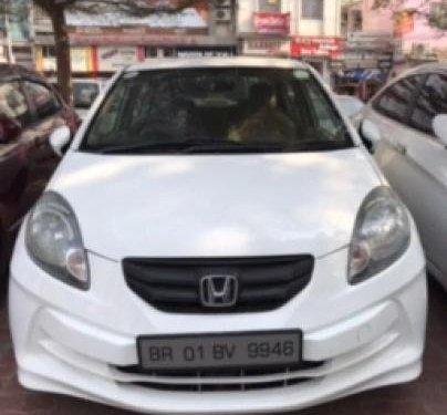 Honda Amaze S i-Dtech 2013 MT for sale in Patna