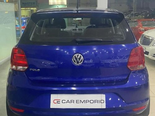 2018 Volkswagen Polo 1.0 MPI Highline Plus MT in Hyderabad