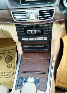 Used 2013 Mercedes Benz E Class E 200 MT for sale in New Delhi
