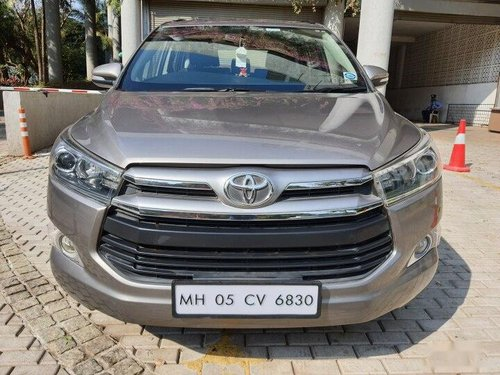 2016 Toyota Innova Crysta 2.4 VX MT for sale in Mumbai