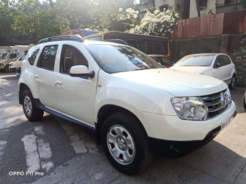Used 2014 Renault Duster Petrol RxL MT for sale in Thane