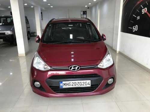 Hyundai i10 Asta 2015 AT for sale in Panvel
