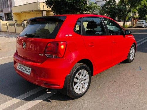 Volkswagen Polo GT TSI 2016 AT for sale in Ahmedabad