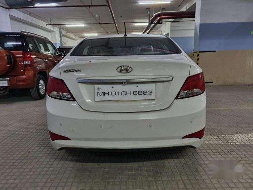 Used Hyundai Verna SX 2016 MT for sale in Mumbai