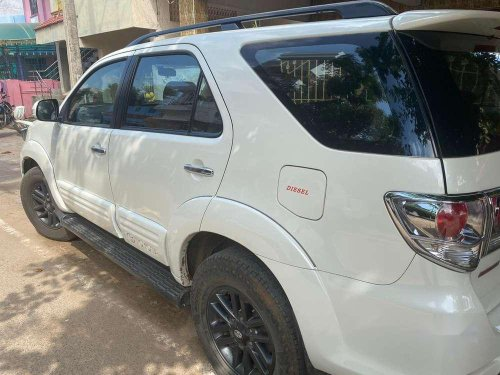 2015 Toyota Fortuner AT for sale in Madurai