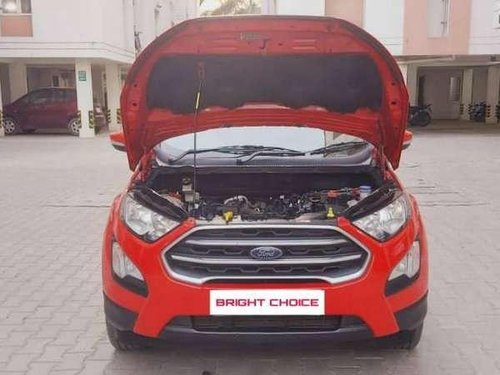 2018 Ford EcoSport 1.5 Petrol Trend Plus AT in Chennai
