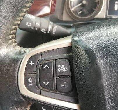 Used 2016 Toyota Innova Crysta 2.4 VX 7 STR MT for sale in Aurangabad
