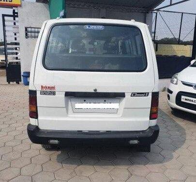 2016 Maruti Suzuki Omni MPI STD MT for sale in Indore