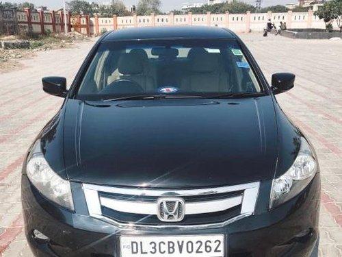 Used 2011 Honda Accord 2.4 A/T for sale in New Delhi