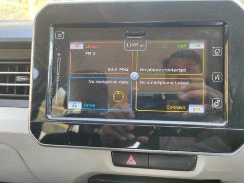 2018 Maruti Suzuki Ignis 1.2 AMT Alpha AT for sale in Mumbai