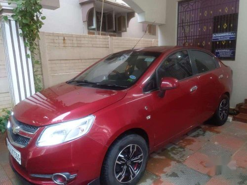 Used Chevrolet Sail LS ABS 2015 MT in Chennai