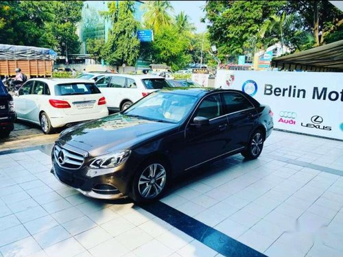 Mercedes Benz E Class 2014 AT for sale in Pune