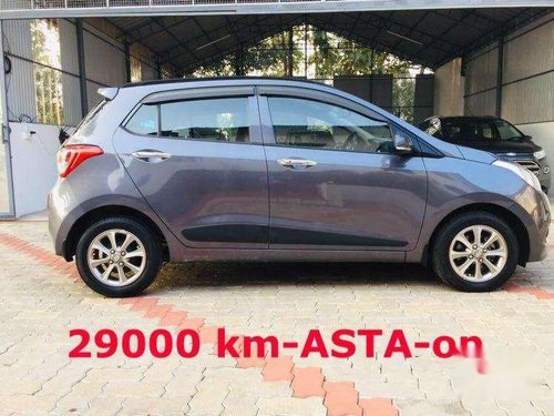 2016 Hyundai Grand i10 Asta Option MT for sale in Kottayam
