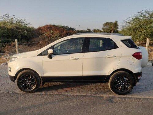 2014 Ford EcoSport 1.5 DV5 Titanium Optional MT in Ahmedabad