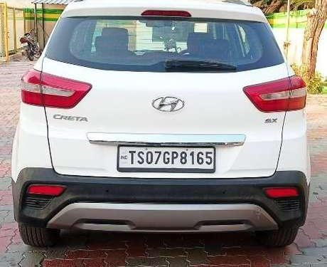 Used 2019 Hyundai Creta 1.6 CRDi SX MT for sale in Hyderabad