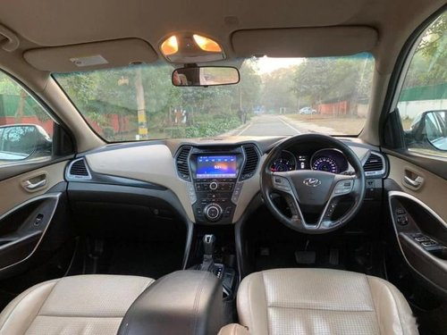 Used 2016 Hyundai Santa Fe 4WD AT in New Delhi