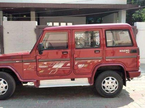 2012 Mahindra Bolero SLE MT for sale in Madurai