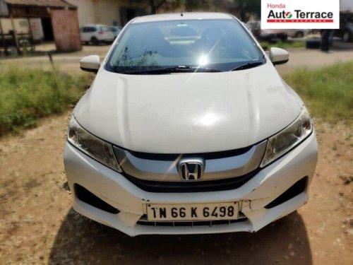 2014 Honda City i-VTEC S MT in Coimbatore