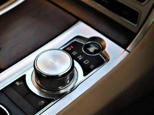 Used 2013 Jaguar XF 2.2 Litre Luxury AT in Kolkata