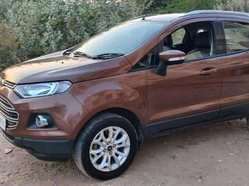 Ford EcoSport 1.5 Diesel Titanium Plus 2017 MT for sale in Ahmedabad