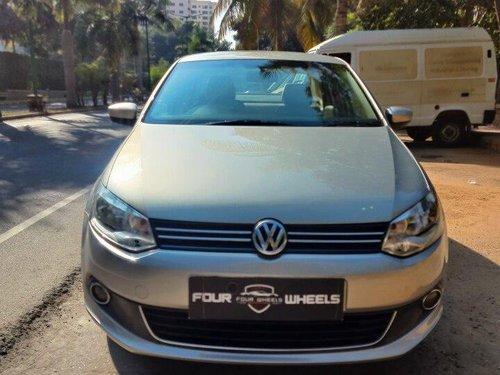 2012 Volkswagen Vento Diesel Highline MT in Bangalore