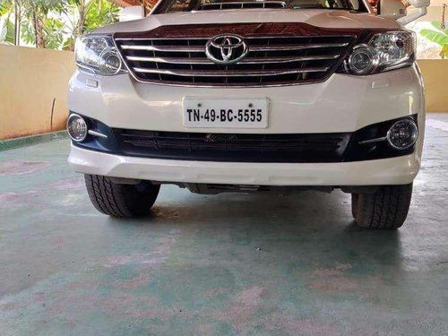 2015 Toyota Fortuner MT for sale in Erode