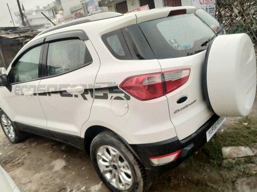Used 2014 Ford EcoSport 1.5 DV5 MT Titanium for sale in Lucknow
