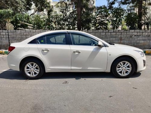 Used 2014 Chevrolet Cruze LTZ AT in Bangalore