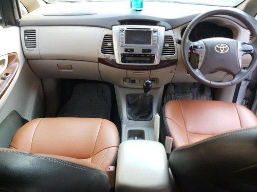 Used 2012 Toyota Innova MT in Hyderabad