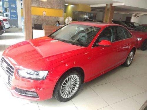 Audi A4 35 TDI Premium 2015 AT for sale in Bangalore