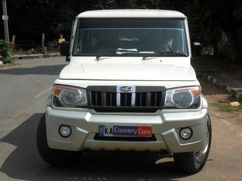 2010 Mahindra Bolero VLX 2WD BSIII MT in Bangalore
