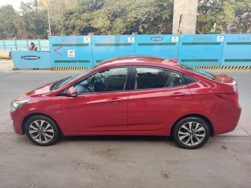 2016 Hyundai Verna 1.6 VTVT AT SX in Mumbai
