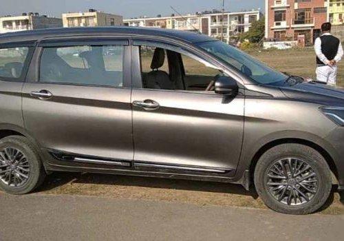 Used 2019 Maruti Suzuki Ertiga ZXI MT in Chandigarh