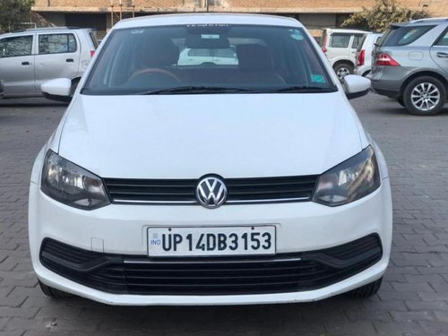 Used 2016 Volkswagen Polo 1.2 MPI Trendline MT in Ghaziabad