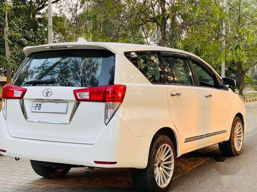 Used 2019 Toyota Innova Crysta MT for sale in Jalandhar-11