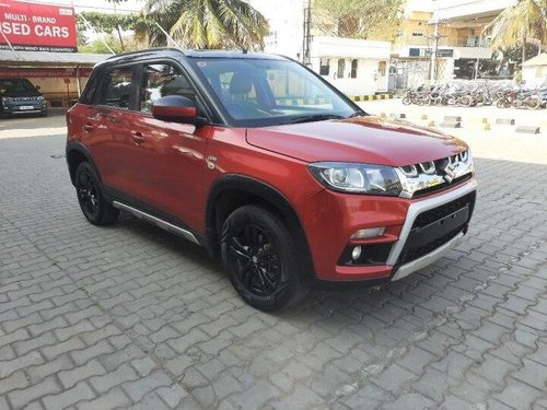 Used 2018 Maruti Suzuki Vitara Brezza ZDi Plus AMT Dual Tone AT in Bangalore