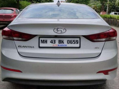 Used Hyundai Elantra SX 2017 AT for sale in Mumbai