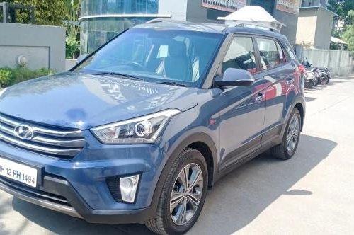 2017 Hyundai Creta 1.6 CRDi AT SX Plus in Pune