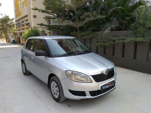 Skoda Fabia 1.2 TDI Ambition 2012 MT for sale in Hyderabad