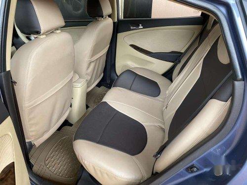 2014 Hyundai Fluidic Verna MT for sale in Nagar