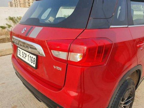 Used 2017 Maruti Suzuki Vitara Brezza VDi MT for sale in New Delhi