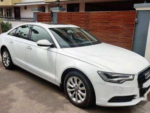 Audi A6 2.0 TDI 2014 MT for sale in Coimbatore