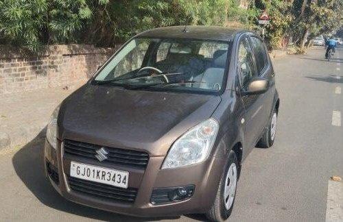 Maruti Suzuki Ritz 2012 MT for sale in Ahmedabad